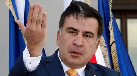 Долгов назвал назначение Саакашвили глубоко символичным
