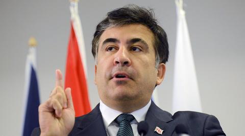 Депутаты Рады: Саакашвили стал гражданином Украины