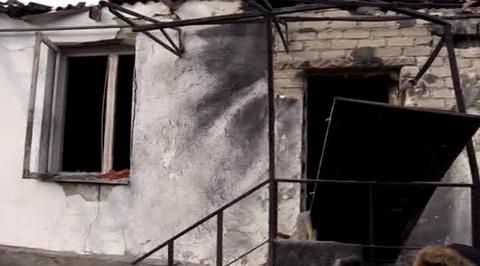 При обстреле Горловки силовиками погибла женщина