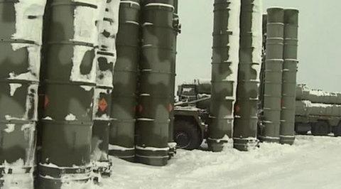 Россия перебросит в Сирию С-400