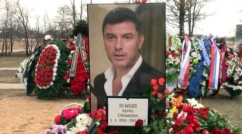 В Киеве улицу, где расположено посольство РФ, хотят назвать именем Немцова