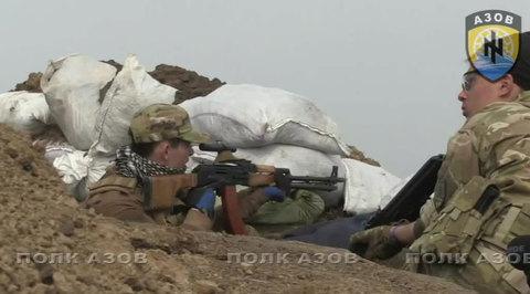 Миссия ОБСЕ на Украине зафиксировала интенсивный обстрел села Широкино