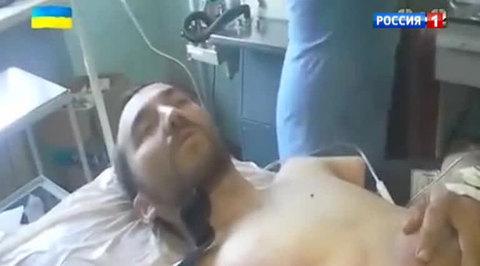 Украинские хирурги прооперировали задержанных Александрова и Ерофеева