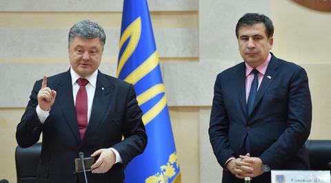 Михаил Саакашвили заявил, что готов стать премьер-министром Украины