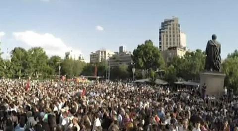 Митингующие в Ереване выдвинули новое требование
