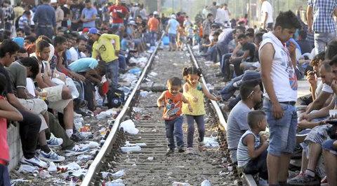 Словения ограничила железнодорожное сообщение с Хорватией из-за наплыва нелегалов