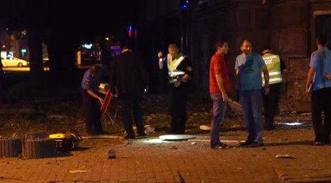 Власти Одесской области считают взрыв у здания СБУ терактом