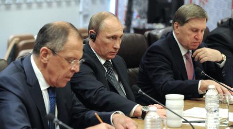 Путин: США достаточно активно участвуют в разрешении украинского конфликта