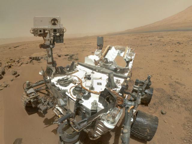 """Марсоход """"Кьюриосити"""" получил самые низкие оценки (иллюстрация NASA/JPL-Caltech/Malin Space Science Systems)."""