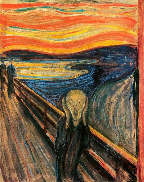 """Самая """"болезненная"""" картина в мире спасала от боли эстетов и любителей прекрасного (иллюстрация Wikimedia Commons)."""