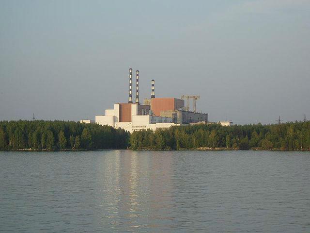 Новый реактор на быстрых нейтронах станет частью Белоярской АЭС имени Курчатова (фото Wikimedia Commons).