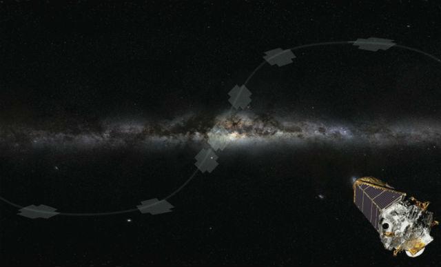 """Теперь """"Кеплер"""" будет изучать звёздные скопления, а не экзопланеты (иллюстрация NASA)."""