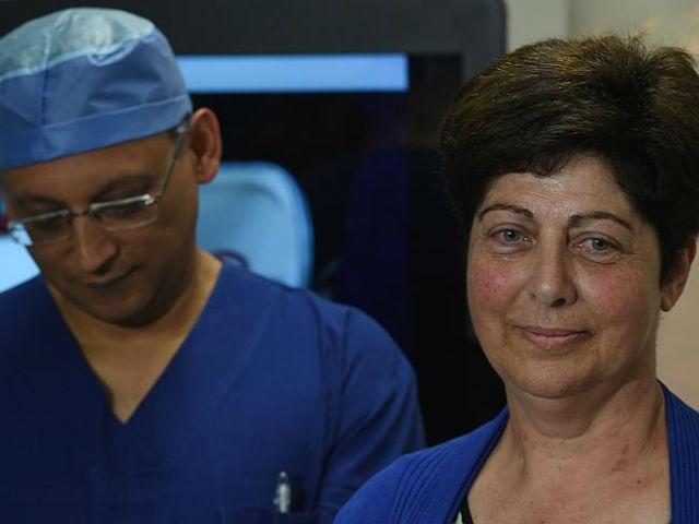 Пациентка Мишель Грибилас почувствовала себя на десяток лет моложе после трансплантации донорского сердца (фото Victor Chang Institute).