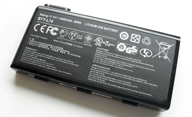 Большая часть батарей в ноутбуках, отправляемых в утиль, оказываются исправны (фото Wikimedia Commons).