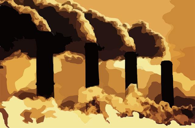 Странам придётся провести революцию в промышленности, чтобы спастись от грядущих последствий глобального потепления (иллюстрация Pixabay).