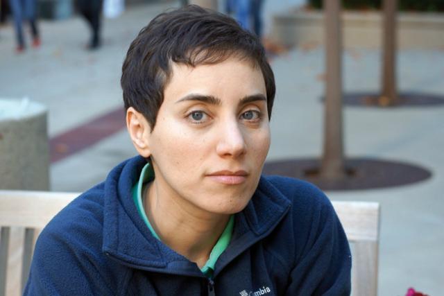 Мариам Мирзахани – первая женщина, получившая премию Филдса в области математики (фото IMU).