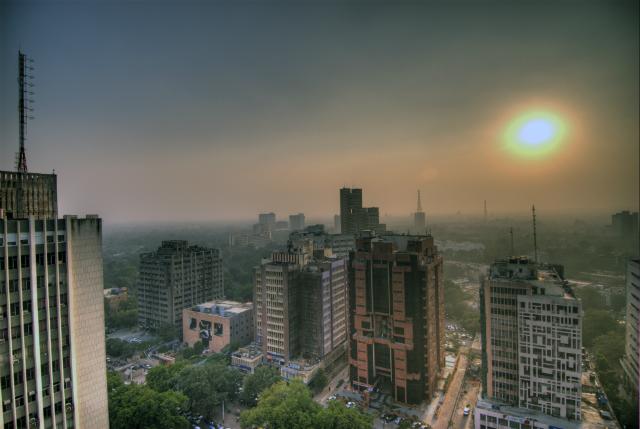 Смог в Дели. Загрязнение воздуха погубило 7 миллионов человек по всему миру