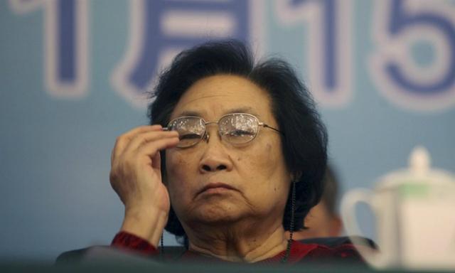 Юю Ту, профессор Китайской академии традиционной медицины (фото China Stringer Network/<a target=