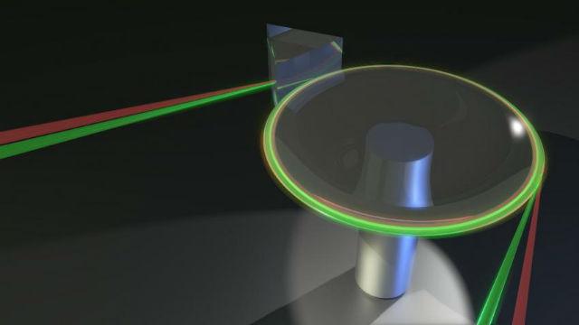 Новый сверхчувствительный световой термометр способен зафиксировать разницу температур в 30 миллиардных долей градуса