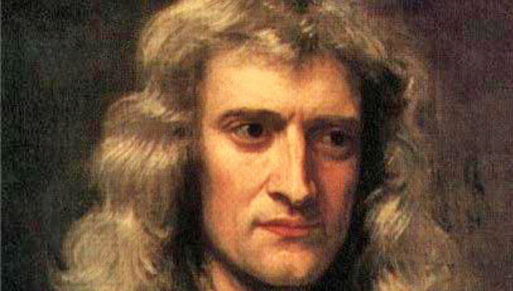 Впервые гравитационную постоянную упомянул Ньютон. Классический метод измерения G подходит только для крупных тел (иллюстрация Wikimedia Commons).