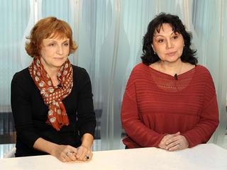 Худсовет. Тереза Дурова и Марина Райкина. Эфир от 26.09.2016