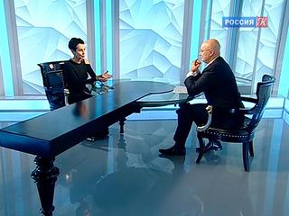 Главная роль. Ирина Апексимова. Эфир от 28.09.2016