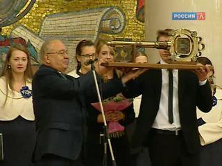 Новости культуры. Эфир от 01.09.2014 (19:00)