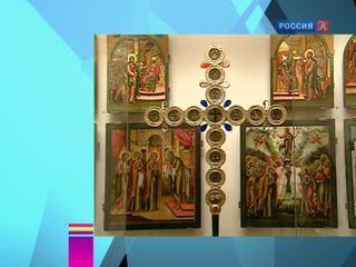 Новости культуры. Эфир от 17.12.2014 (23:15)
