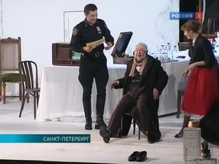Новости культуры. Эфир от 28.01.2015 (10:00)