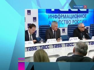 Новости культуры. Эфир от 25.02.2015 (19:00)