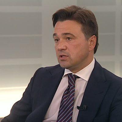 Космонавта Максима Сураева ждут в правительстве Московской области