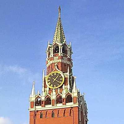 Выход посетителей из Кремля через Спасские ворота с сегодняшнего дня до конца будущей недели будет ограничен