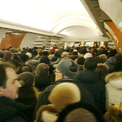 Проезд в метро Москвы подорожает с 1 февраля