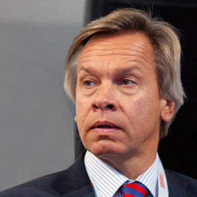 Алексей Пушков: США и ЕС заигрались в