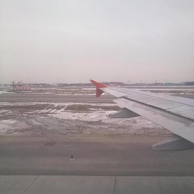 Из-за непогоды несколько рейсов задерживается в аэропорту Сыктывкара