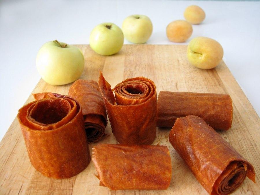 Как готовить пастилу из яблок в домашних условиях