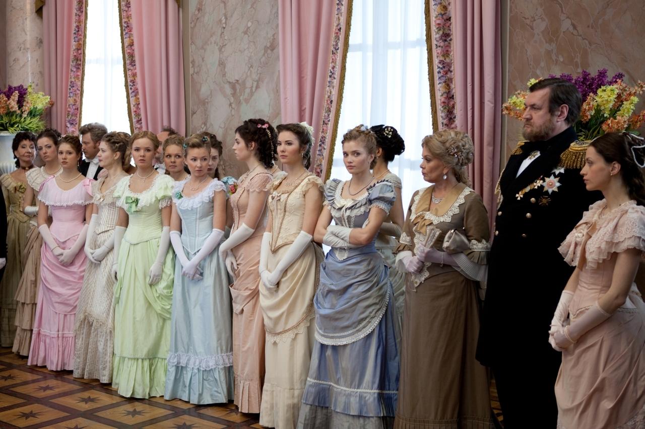 смотреть тайны институт благородных девиц: