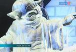 Международный фестиваль ледяных скульптур проходит в бельгийском Льеже