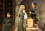 Тбилисский драматический театр представил в Москве спектакль