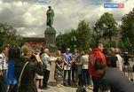 В столице начинается реставрация памятника Пушкину работы Опекушина