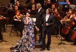 Хибла Герзмава выступила в Концертном зале имени Чайковского с новой программой