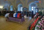 Сегодня простились с погибшими при крушении самолета Ту-154