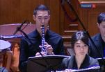 Концерт студентов Казахской консерватории