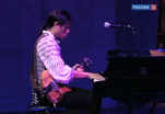 Гитарист-виртуоз Стэнли Джордан выступил на сцене Дома музыки