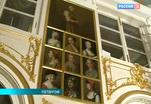 В Большом дворце Петергофа продолжается реставрация