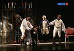 Несовременный спектакль Пермского театра оперы и балета на московской сцене