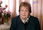 Инесса Ковалевская принимает поздравления с юбилеем