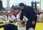 Стивен Сигал провел в Москве мастер-класс