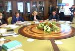 Заседание Попечительского совета Музеев Московского Кремля