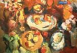 Выставка работ Арона Буха открылась в Москве
